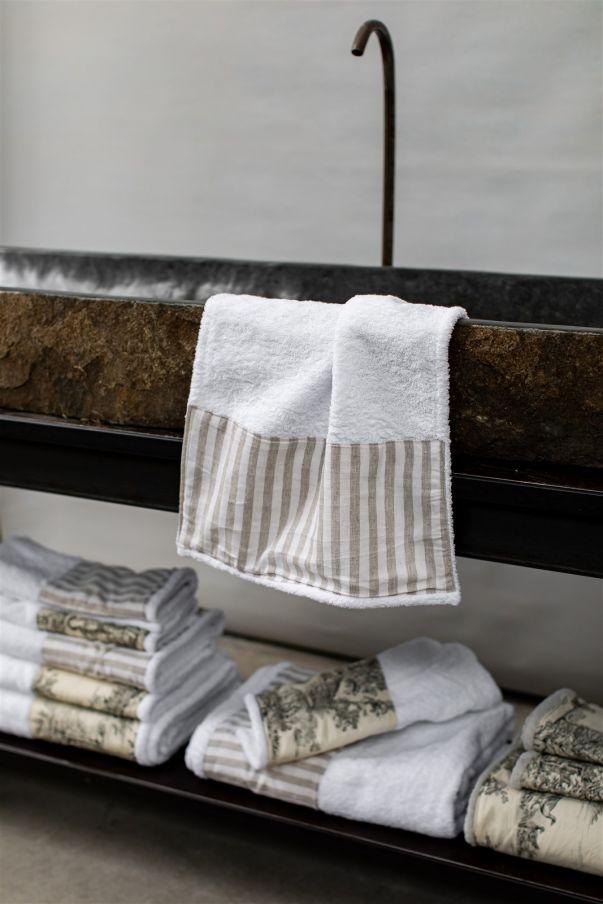 Asciugamano in Spugna Bauhaus