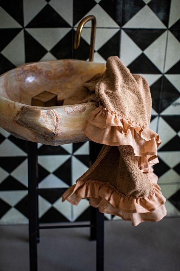 Cotton Bath Towel Gitane