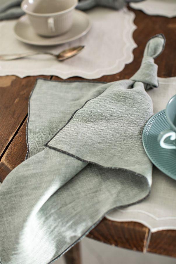 Linen Napkin Filo