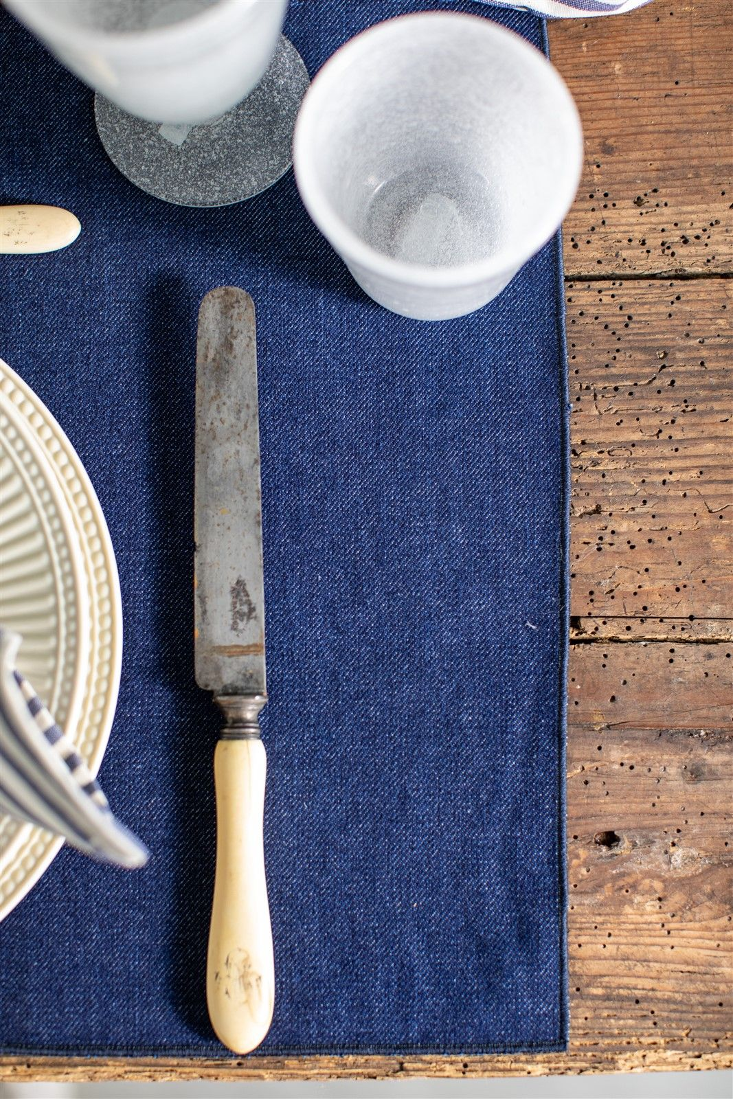 Antistain Cotton Tablemat Filo