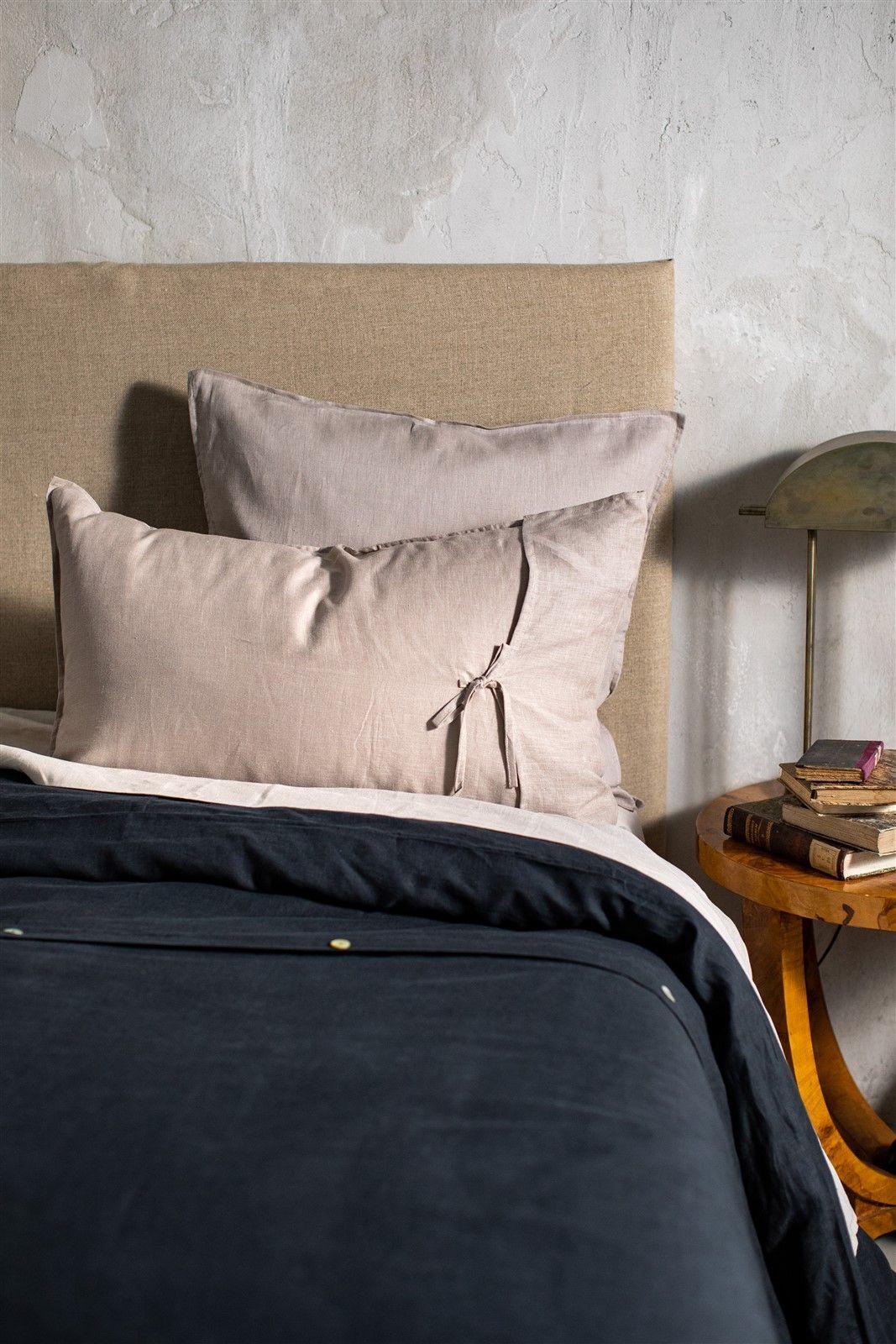 Linen Pillowcase Pure
