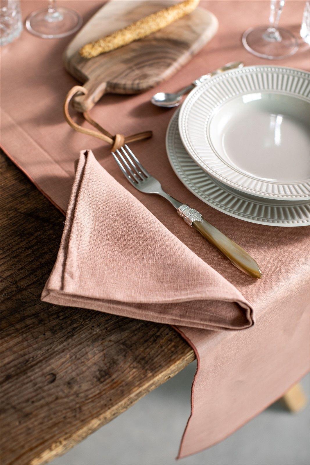 Linen Napkin Pure